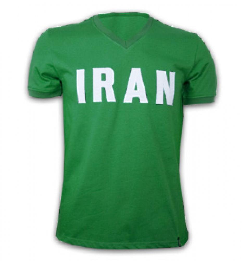 Iran 1970\'s Short Sleeve Retro Shirt 100% cotton