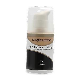 Max Factor color adaptar Fundación 75 ml 34 oro