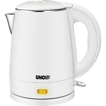 Kettle cordless Unold 18320 Blitzkocher White