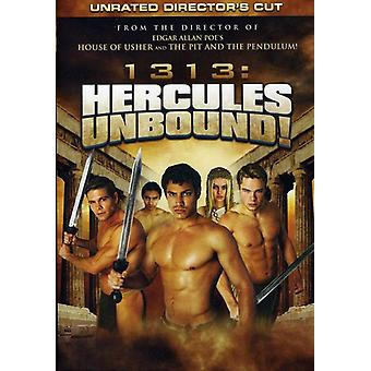 1313: Herkules ubundet! [DVD] USA import