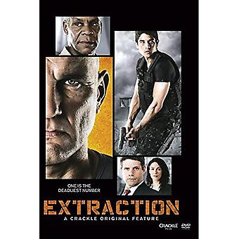Extraction [DVD] USA import