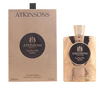 Atkinsons Oud Save The Queen Eau De Parfume 100ml Scent Womens Fragrance Sealed