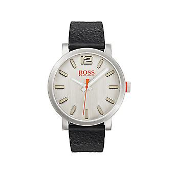 Hugo Boss Orange Men's Silver Dial Bilbao 1550035