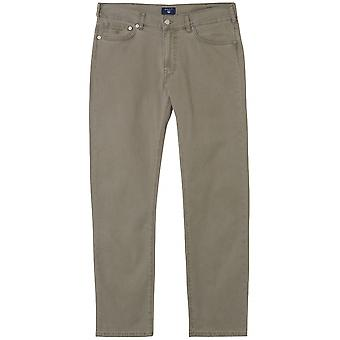 Gant GANT deserto Brown Slim Fit Chino