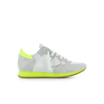 PHILIPPE MODEL TROPEZ NEON WHITE YELLOW SNEAKER