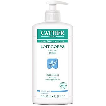 Cattier Modeling Body Milk (Cosmetics , Body  , Creams with treatment)