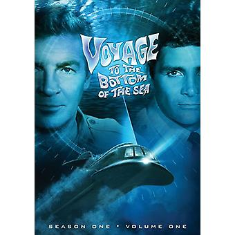 Voyage to the Bottom of the Sea Movie Poster (11 x 17)
