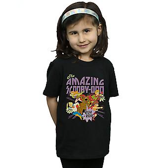 Scooby Doo Girls The Amazing Scooby T-Shirt