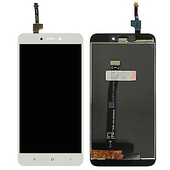 Display full LCD unit touch spare parts for Xiaomi Redmi 4 X 5.0 inch repair white new