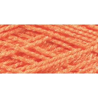 Needloft Craft Yarn 20yd-Bright Orange