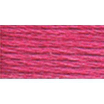DMC Pearl Cotton Skein Size 3 16.4yd-Medium Cranberry