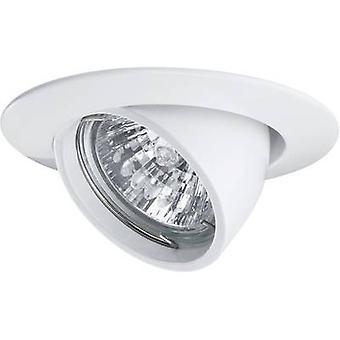 Recess-mount bracket EEC: depending on light source (A++ - E) HV halogen GU5.3 50 W Paulmann 98773 Premium Line White