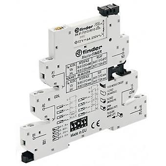 Viseur 39.81.0.024.0060 - relais électromécaniques MasterTIMER Interface Module, EMR, SPDT-CO 250V AC 6 a