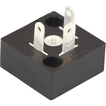 Hirschmann 933 117-100 GSSA 200 Connector Plug For Threaded Connection Or Sealing. Number of pins:2 + PE