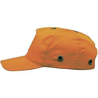 Padded baseball cap Orange Voss Helme VOSS-Cap 26