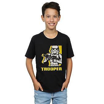Star Wars drenge oprørerne Trooper T-Shirt