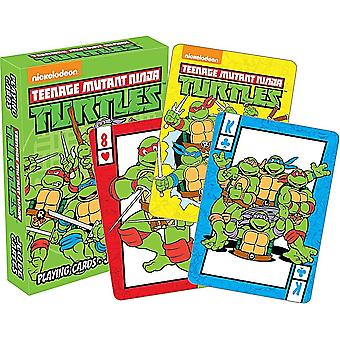Teenage Mutant Ninja Turtles Set Of 52 Playing Cards (52490)