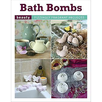 Guild Of Master Craftsman Books-Bath Bombs