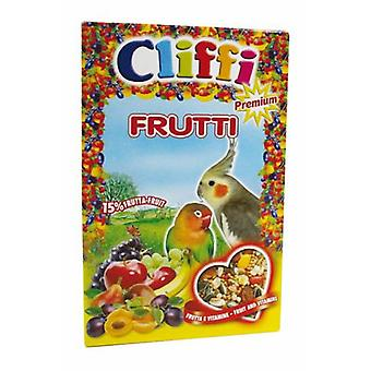 Cliffi Astuccio 700gr frutti. (Mixture Vitaminada Nymphs And Agapornis)