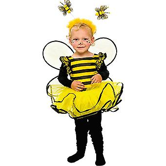 Bee dress child costume baby toddler girl bee