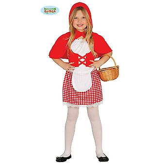 Guirca costume little Red Riding Hood fairy tale