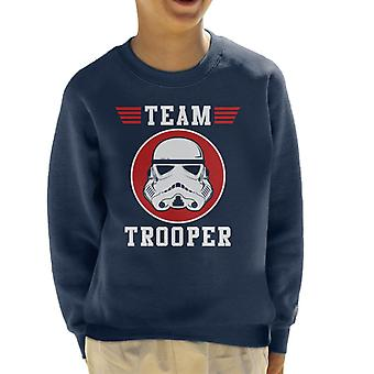 Original Stormtrooper Team Trooper Kid's Sweatshirt