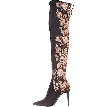 Jessica Simpson Womens Lessy Pointed Toe Over-The-Knee Boots