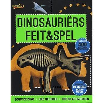 Fact and game kit-Dinosaurs