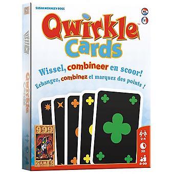 999 Games Qwirkle Cards kaartspel
