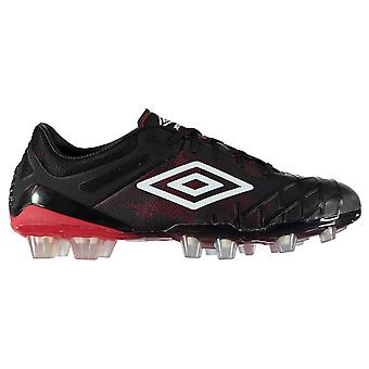 Umbro Mens UX 2.0 Pro HG Football Boots Firm Ground Lace Up Padded Ankle Collar