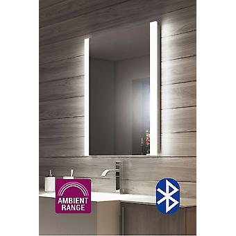 Ambient Audio Double Edge Bathroom Mirror k1114waud