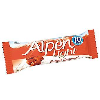Alpen Light Salted Caramel Bar
