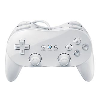 Nintendo Wii Classic Controller Pro (White)