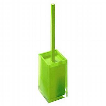 Rainbow Toilet Brush Glossy Green RA33 04