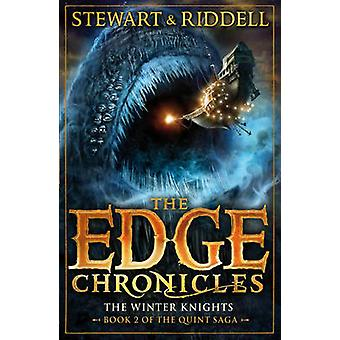 The Edge Chronicles 2 - The Winter Knights - Second Book of Quint by Pa