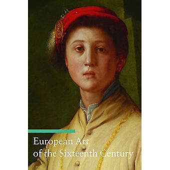 Europeisk konst av det sextonde århundradet av Stefano Zuffi - 978089236846