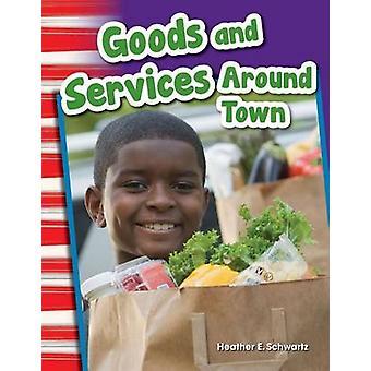 Produits et Services autour de la ville (contenu et l'alphabétisation dans Social Studie