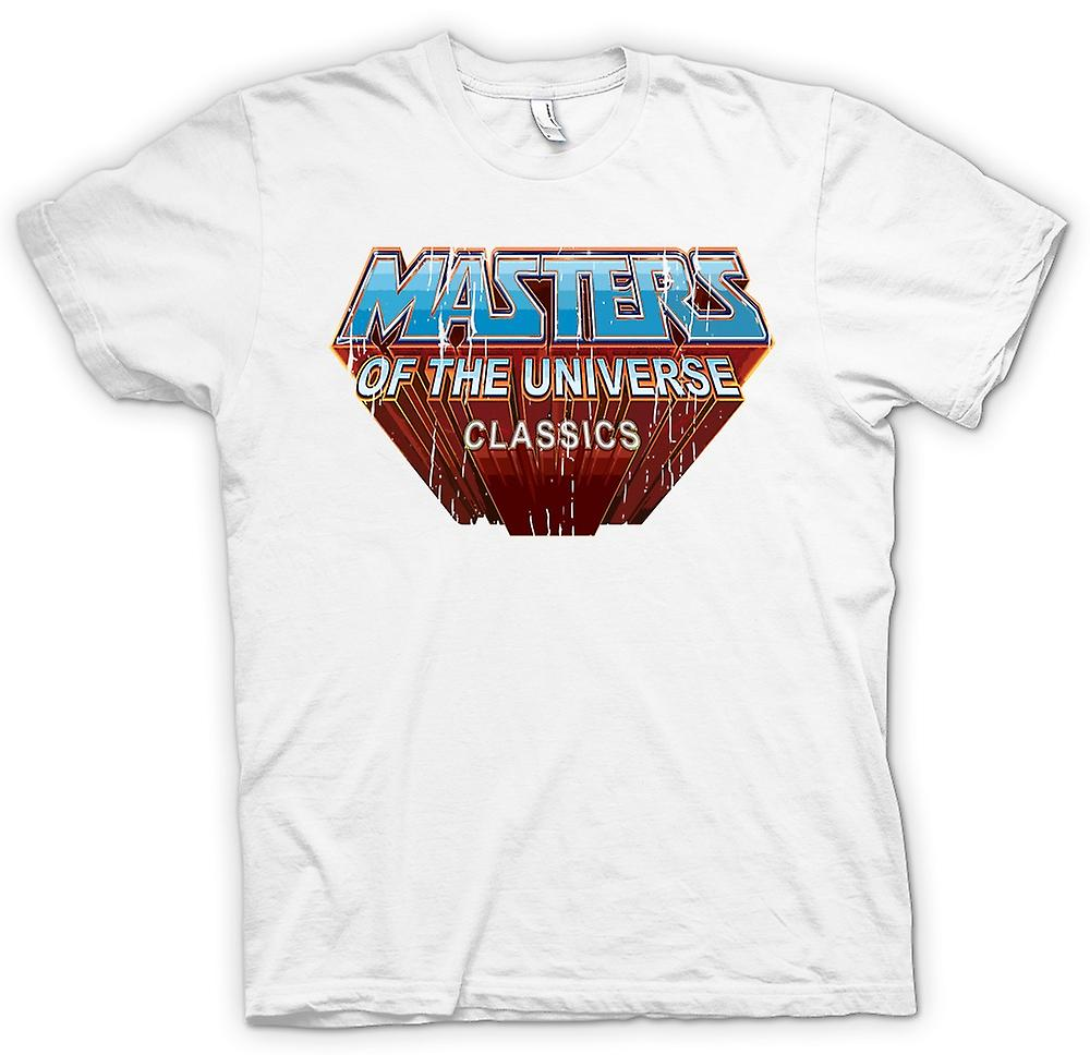 Womens T-shirt - Masters Of The Universe - Classics