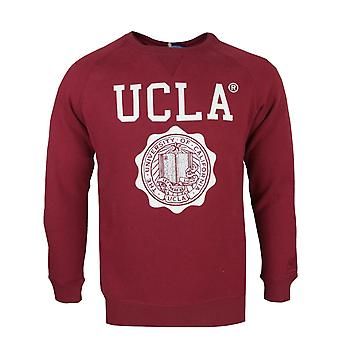 UCLA Lauther Crest mannen trui rood