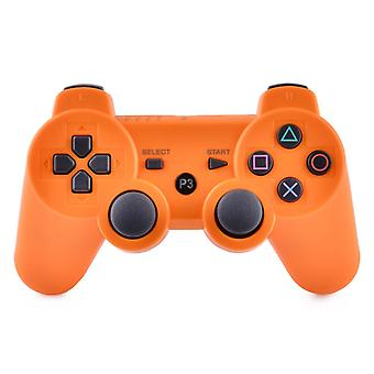 PS3 Wireless Controller-Orange