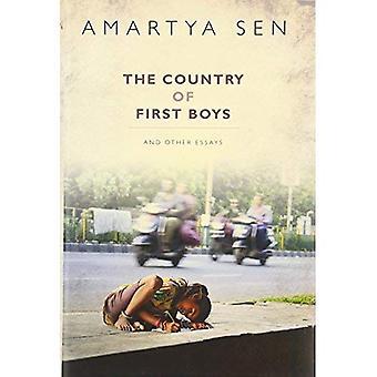 Landets första pojkar: och andra essäer