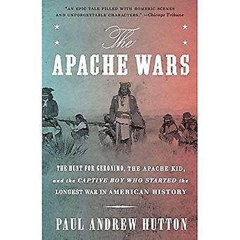 Les guerres Apaches