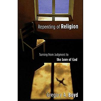 Ångrade religion: vrida från dom till Guds kärlek