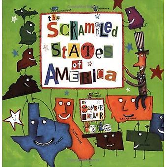 Les États brouillés d'Amérique (livres pour jeunes lecteurs)