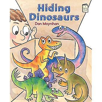 Dölja dinosaurier (jag gillar att läsa)