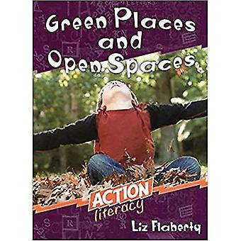 Green Places and Open Spaces (Action Literacy)