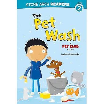 Das Tier waschen: Ein Haustier Club Geschichte