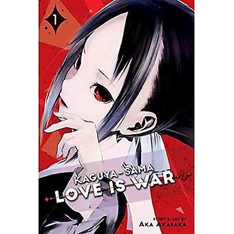 Kaguya-sama: El amor es guerra, Vol. 1 (Kaguya-sama)