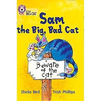 Sam the Big Bad Cat