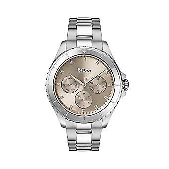 Męskie Hugo Boss zegarek kwarcowy wybierania wielu kobieta z paskiem ze stali nierdzewnej 1502444